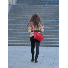Red City Bag